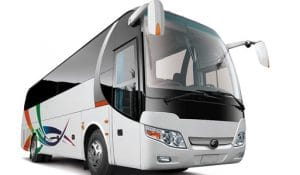 Yutong bus_Dominican Limousine