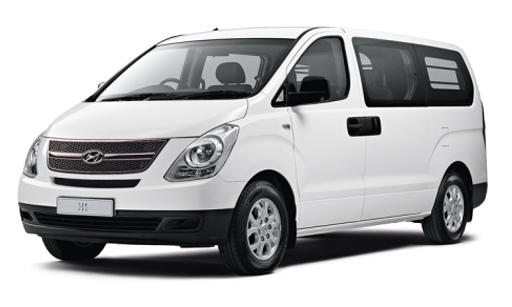 Book now Hyundai H-1