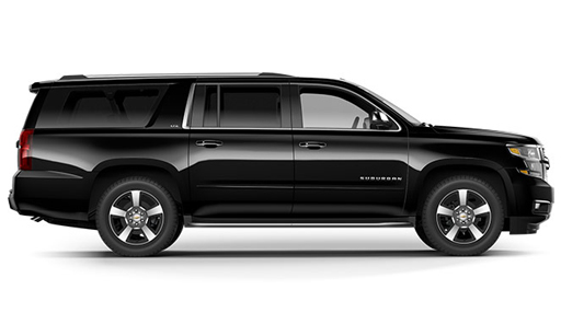 Book now Chevrolet Suburban LTZ 2016