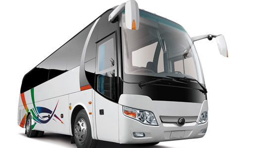 Book now Scania Bus 45 Passenger