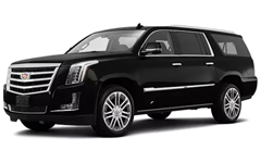 Book now Cadillac Escalade Esv