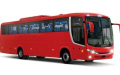 Scania Bus 54 Passenger